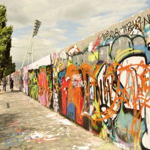 Berlin Energie: Berliner Mauer